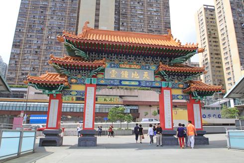 香港黄大仙-14