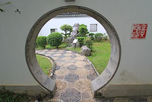 九龍城砦跡地-3