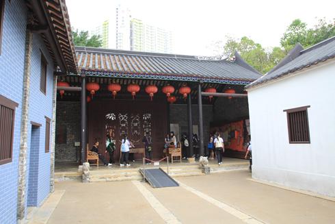 九龍城砦跡地-8