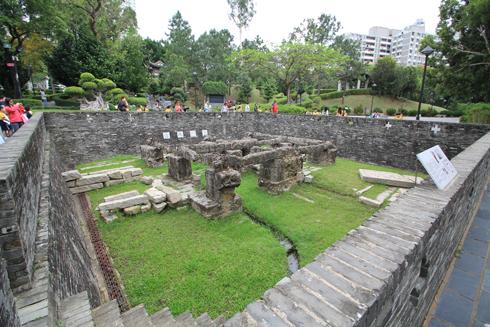 九龍城砦跡地-15