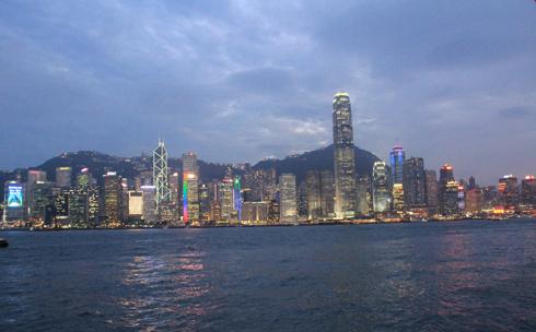 香港夜景-2