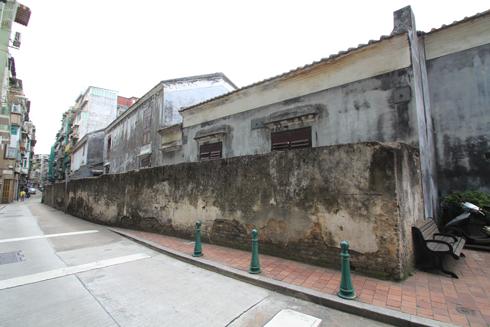 マカオ歴史地区2014-13