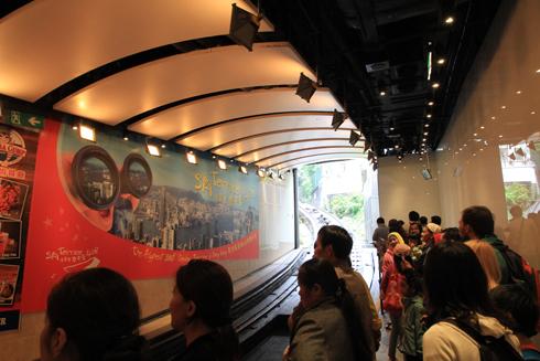 香港ピークトラム-1