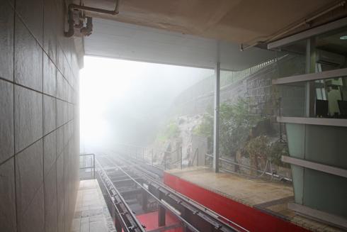 香港ピークトラム-3