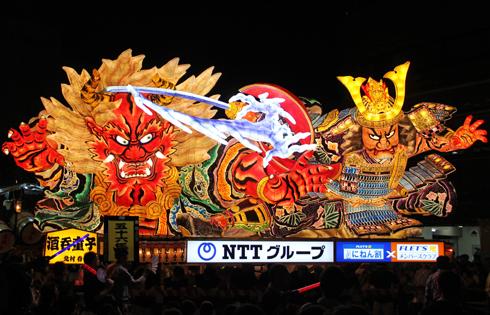青森ねぶた祭り2014(1)-12