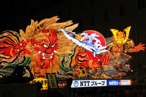 青森ねぶた祭り2014(2)-8