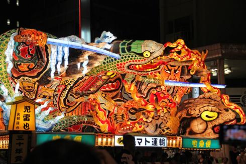 青森ねぶた祭り2014(2)-16