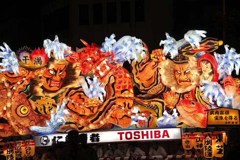青森ねぶた祭り2014(2)-18