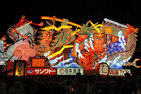 青森ねぶた祭り2014(2)-19