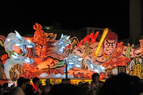 青森ねぶた祭り2014(2)-13