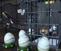 2014年07月07日 17時頃 魅遊姫さんのお部屋の牢屋に捕まるトナカイ