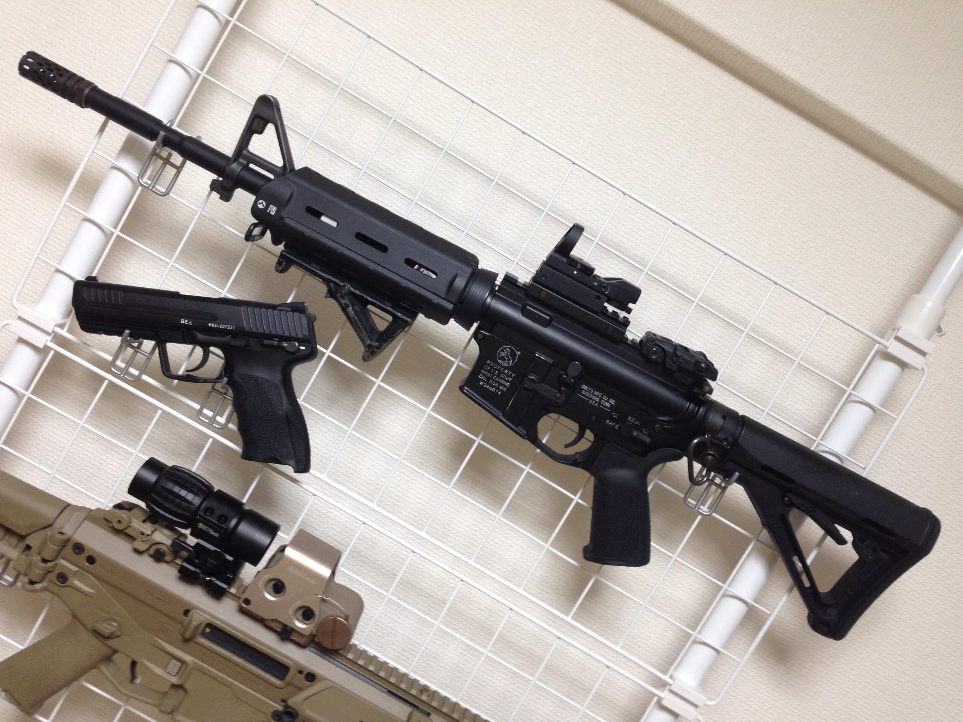 東京マルイ 次世代M4A1 - TEP the マルチ鴨