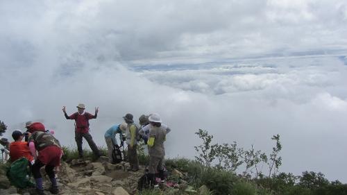 今回みんなと登った丸山ケルンにて (500x281)