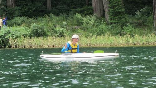 木崎湖でカヌー体験 (500x281)