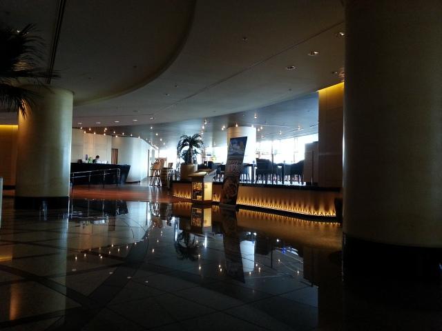横浜ベイホテル東急のカフェトスカ (2)