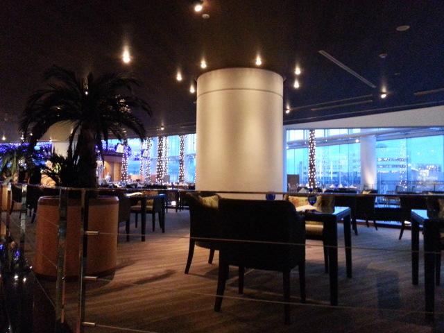 横浜ベイホテル東急のカフェトスカ (1)