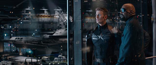 キャプテン・アメリカWS3