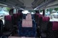山陽バス-車内