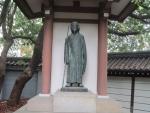 湊川神社徳川光圀像