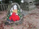 大竹市 お多福(疫神社)