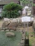 宮島 厳島神社卒塔婆石と康頼灯籠