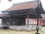 宮島 厳島神社能舞台3