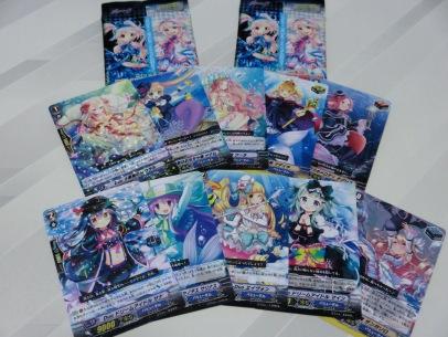 ブシロードカードファイト2014 歌姫の二重奏