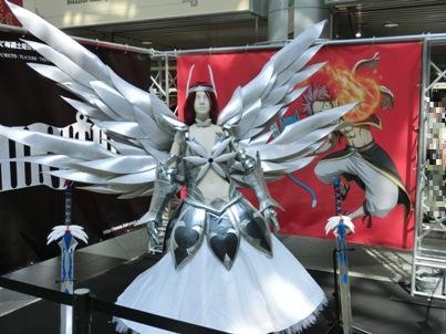 新千歳空港アニメフェア2014 フェアリーテイル11