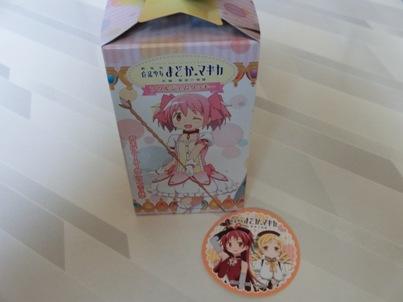 新千歳空港アニメフェア2014 魔法少女まどか☆マギカ5