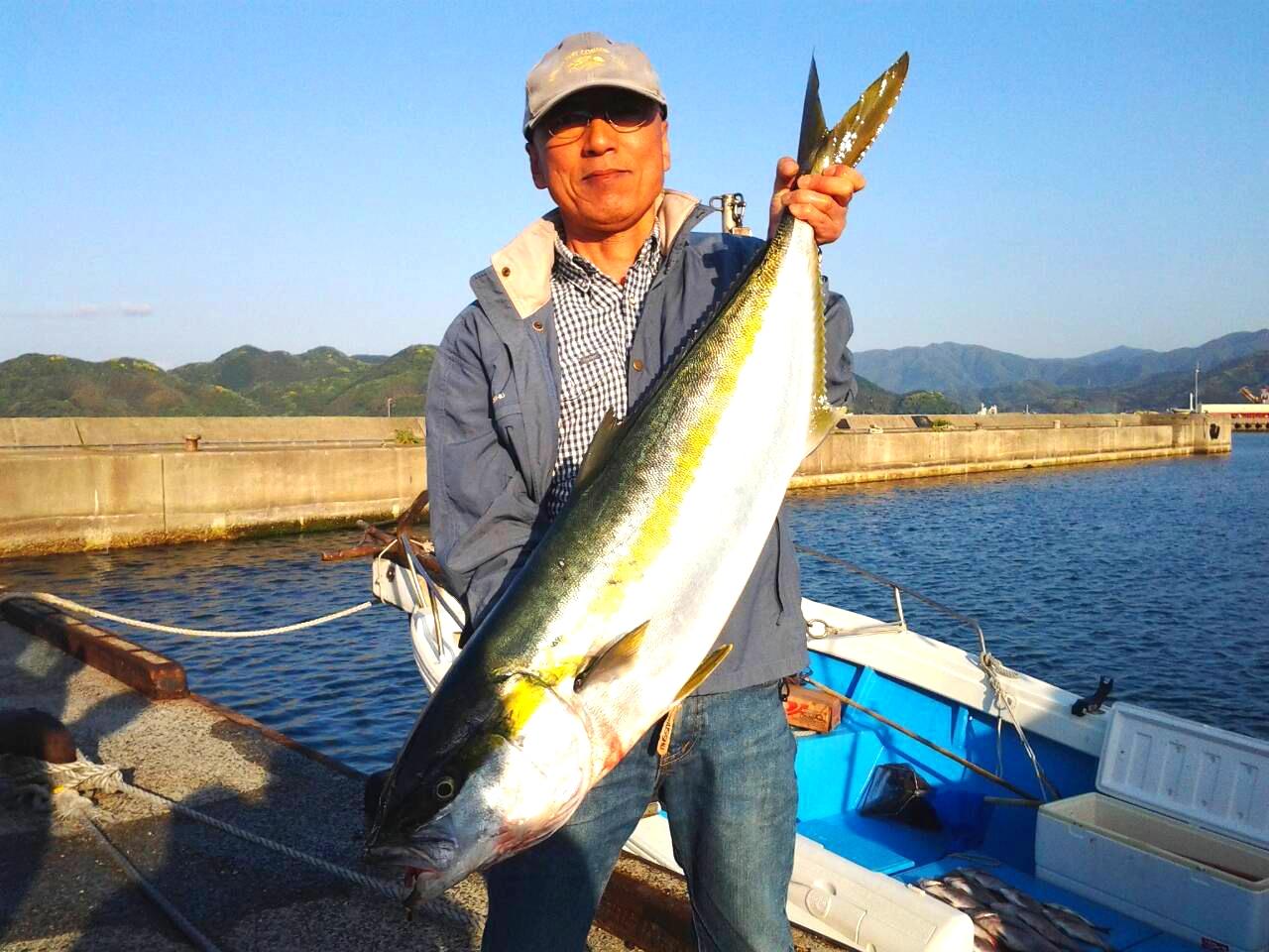 140501釣果(大ヒラマサ)