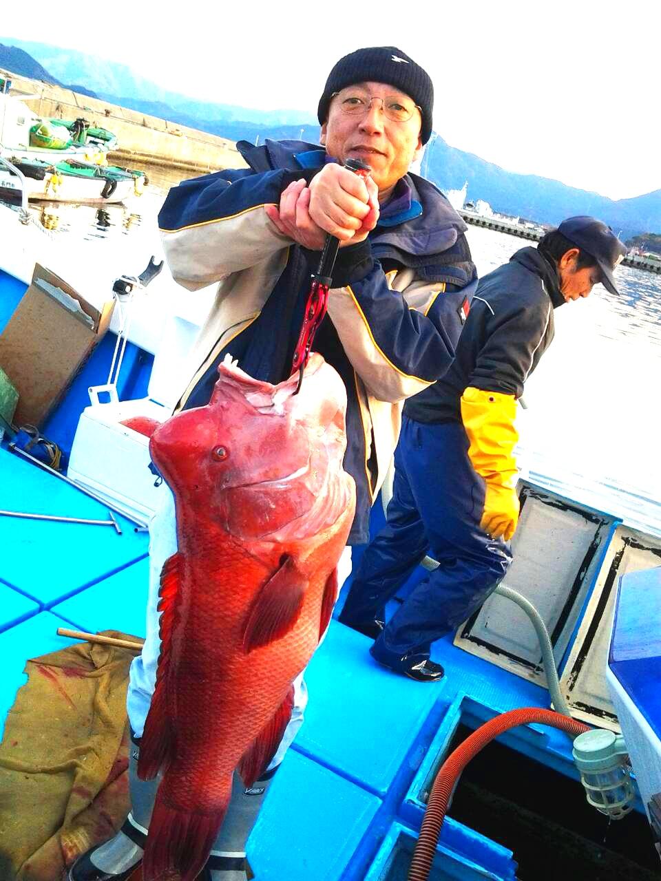 クエ(見島沖)