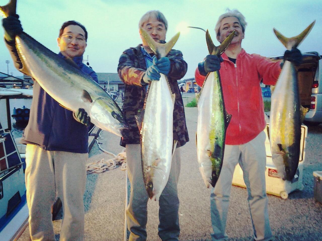 140504釣果(ヒラマサ、アスナロ)