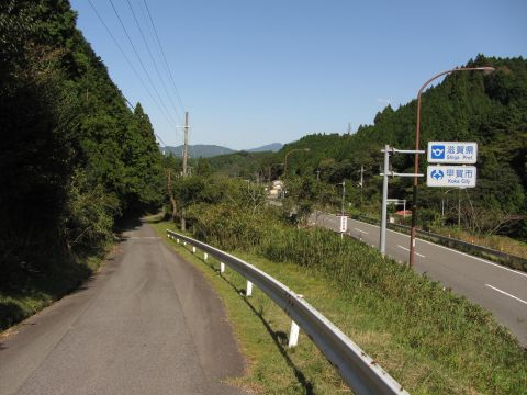 鈴鹿峠旧道03