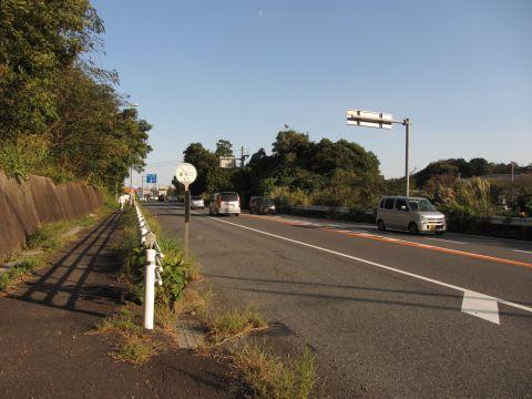 国道1号 関西口バス停