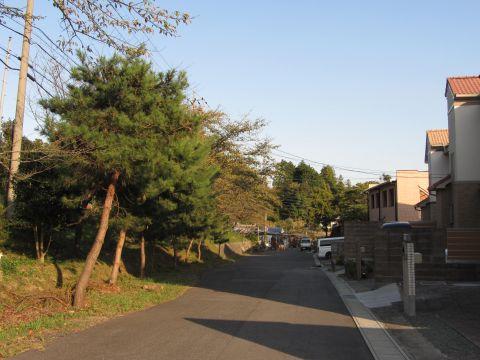旧東海道 関町新所