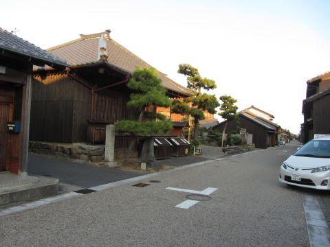 観音山公園道
