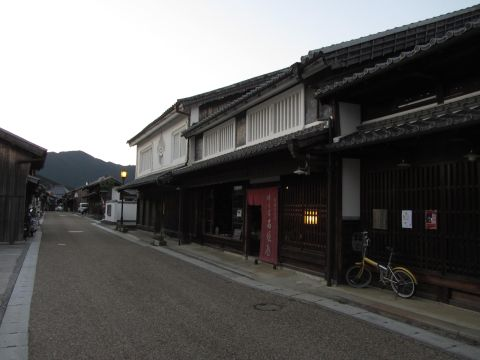 旅人宿石垣屋と玉屋歴史資料館