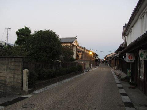 川北本陣跡