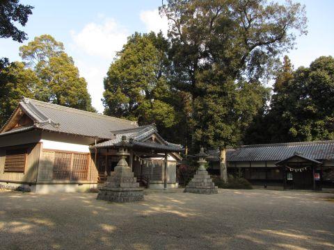 布気皇舘太神社