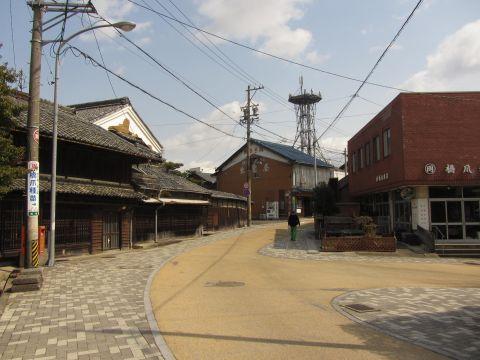 亀山宿旧万町