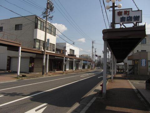 亀山宿旧東町