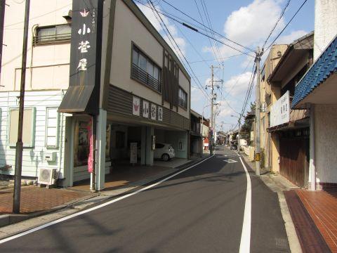 亀山宿旧東新町