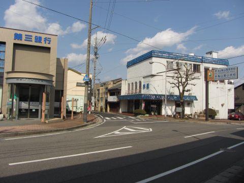 亀山城江戸口門跡