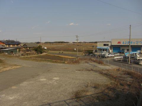 旧東海道 川合町