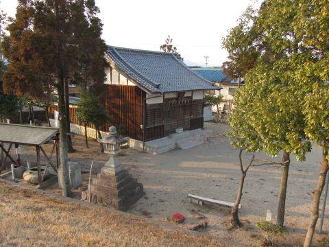 西富田川俣神社