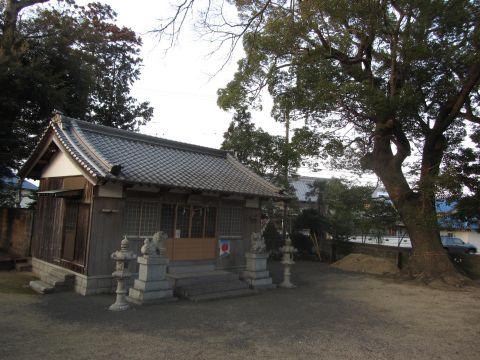 中富田川俣神社