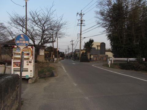 旧東海道 汲川原