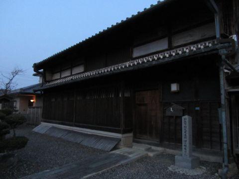 庄野宿資料館(旧小林家住宅)