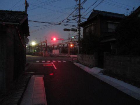 庄野宿江戸方入口