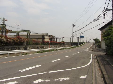 旧東海道 庄野町